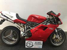 2001 Ducati 748 748cc Sports, Classic