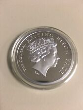 2019 1oz The Queen Resting Bitch Face RBF Proof Silver Shield Group Obey! .999