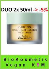 DUO carotin feuchtigkeitscreme 100 ml Dr.Eckstein Biokosmetik
