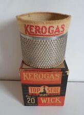 NOS Kerogas #20 Oil Stove Wick