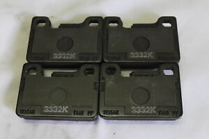 Rear brake pads for BMW 3 series E-21