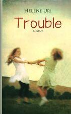 Livre trouble Hélène Uri  book