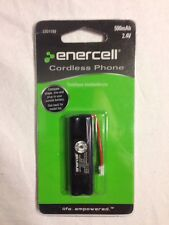 Two (2) Enercell Cordless Phone Batteries 2301189 500mAh 2.4V