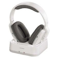 Thomson WHP3311W Funk-Kopfhörer 3,5mm Klinkenstecker integrierte Ladefunktion
