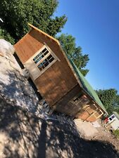 Log Cabin home , 9 by 6 meters, 3 bedroom we can make any size, fully built.