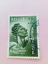 STAMPS - TIMBRE - POSTZEGELS - BELGIQUE - BELGIE 1954 NR.945 (ref.754)