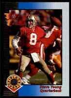 1993 Wild Card Field Force GOLD #WFF-35 Steve Young HOF San Francisco 49ers NICE