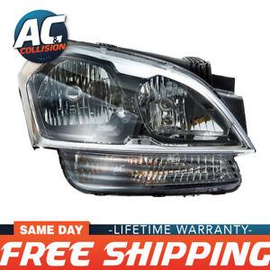 20-12733-00-1 Headlight Assembly Passenger Side for 2012-2013 Kia Soul