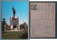 Pretoro - Monumento ai Caduti 1987