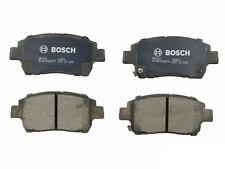 Front Disc Brake Pad Bosch QuietCast for Scion xA xB Toyota Celica Echo Prius