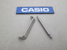 Genuine Casio PRS-400 SGW-100 SGW-100J watch band end link & pin spring bar rod