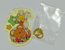 Cardcaptor Sakura Animate Cafe exclusive Clamp Kero /Keroberos acrylic keychain