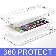 For New Apple iPhone 5S/5 Crystal Clear Thin Back TPU Gel Jelly Skin Case Cover
