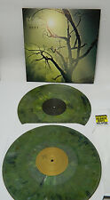 2 × Vinyl  LP Rwake  –  Rest   Limited Edition, Green Olive Marbled