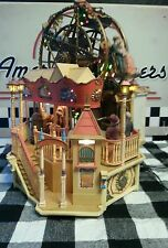 Enesco Spieluhr +++ The Majestic +++ Riesenrad