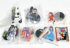 New Ranma 1/2 Gashapon Figure Complete Set BANDAI fast shipping