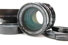 【 NO YELLOWED MINT 】 PENTAX SMC TAKUMAR 6x7 105mm F2.4 W/ Lens Hood For 67 67II