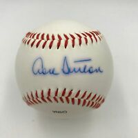 Don Sutton Signed Autographed Rawlings Official League Baseball PSA DNA COA