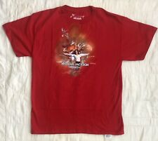 "2010 Official MICHAEL JACKSON ""The Immortal"" WORLD TOUR  T-SHIRT youth xl"