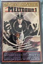Havok & Wolverine Meltdown #1 Marvel Comics X-Men