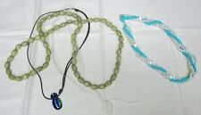 Lot of 17 * Beads Me Generic Miscellaneous Jewelry Necklaces Earrings Bracelets