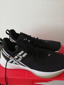 UK 6.5 Puma Jaab XT Running Shoes Black US 9 EU 40