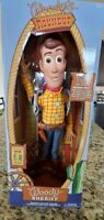 Woody Disney Toy Story 4 Interactive Talking Action Figure Jessie Buzz Bo Peep