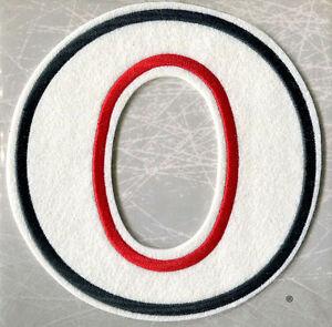 1927 OTTAWA SENATORS Willabee & Ward NHL THROWBACK HOCKEY TEAM PATCH  Patch Only