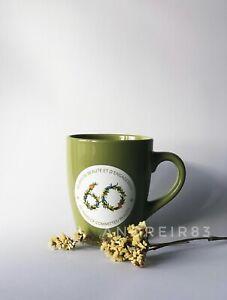 YVES ROCHER 60 YEARS Souvenir Cup colleague employee souvenir gift idea coffee