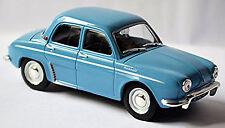 Renault Dauphine Limousine 1956-67 Blue Blue 1:43