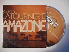 BRUNO LATOURNERIE : AMAZONE [ CD SINGLE PORT GRATUIT ]