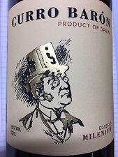 jung und rot ! 6 x 750ml Curo Baron tinto Galizien junger Spanier  12% Alkohol