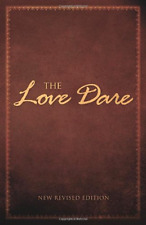 The Love Dare Book, Featured In The Hit Movie Fireproof Nonfiction Gift New