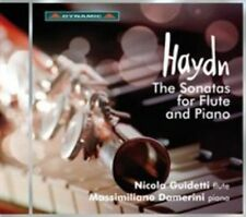 Haydn: The Sonatas for Flute and Piano, New Music