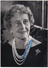 Viktoria Luise von PREUßEN (+1980) orig.Autogramm AK handsign.Kaiser Wilhelms II