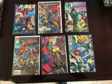 X-FORCE 50 AND XMEN 45 SPECIAL ANNIVERSARY ISSUE NM HOLOGRAM INDEX 1 BROOD MORE