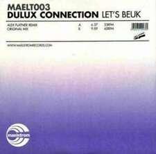 "Dulux Connection Let's Beuk 12"" Vinyl Schallplatte 106039"
