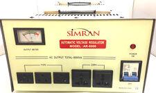 Best Voltage Converter NEW 8000W WITH Stabilizer 220V 110V Transformer 8000 Watt