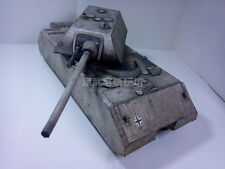 1:35 Scale WW2 German Panzer VIII Maus Mouse Super-heavy Tank Paper Model