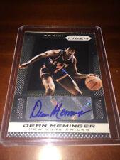Autograph New York Knicks Modern (1970-Now) Basketball Trading Cards