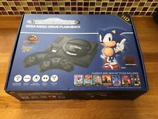 SEGA Mega Drive Flashback Mini HD Console Retro Old School 85 Games NEW & SEALED