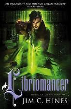 (Good)-Libriomancer (Magic Ex Libris) (Paperback)-C. Hines, Jim-0091953448