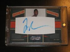 LARRY SANDERS 10-11 TIMELESS TREASURES ROOKIE RECRUITS AUTO RC #'D 299/299 1/1 !