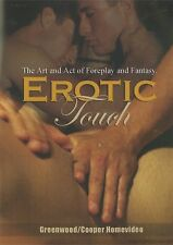 Erotic Touch DVD (Out Of Print) NEW & SEALED
