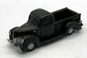 Resin 1/87 HO Scale 1940 Ford Pickup Truck