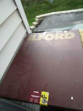 "Ilford Multigrade Fb Warmtone Enlarging Paper 16x20"" 50 Sheets Open used 50 Shee"