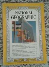 National Geographic Magazine Sept. 1961. Vol.120, No.3, United Nations, Angola