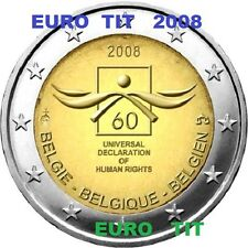 2 €    BELGIQUE   COMMEMORATIVE     2008    1   x   PIECE          disponible