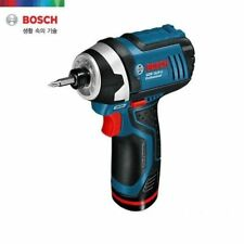 Bosch GDR 10.8V - LI Proffesional Chargable Cordless Impact Electric Driver_NK