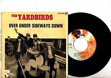 YARDBIRDS EP PS Over Under Sideways Down France Riviera 231 131 M French RARE